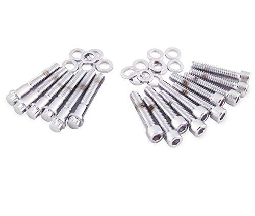 Gardner-Westcott Flat Head Allen Screws - Fine Thread - 10 - 32 x 3/4in. 14159