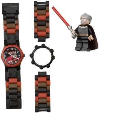 LEGO Star Wars Count Dooku Boys Watch 9002090