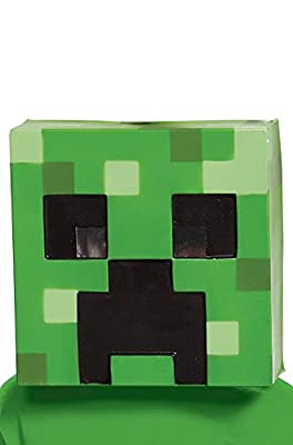 Disguise Minecraft CREEPR VACUFORM MASK