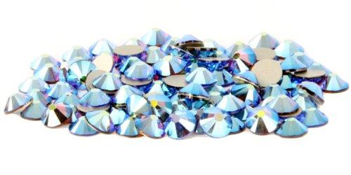 SS20 Swarovski Rhinestones - Sapphire AB (1 Gross = 144 pieces)