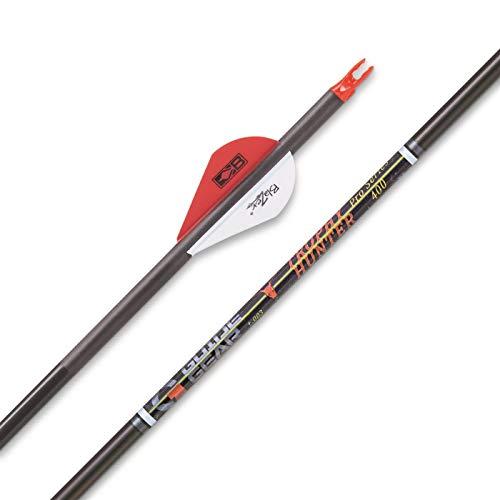 (Guide Gear Trophy Hunter Pro Arrows by Victory Archery, 12 Pack, 350)