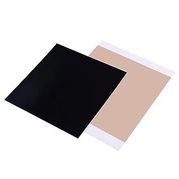 Gazechimp Hoja PEI Ideal para imprimir ABS y PLA Película ...