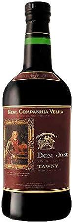 Vino de Oporto Real Companhia Velha Dom José Tawny - Vino Fortificado