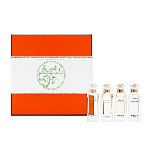Hermes Un Jardin Eau de Toilette Mini Fragrance 4-Piece Set