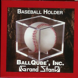 Plastic Baseball Holder