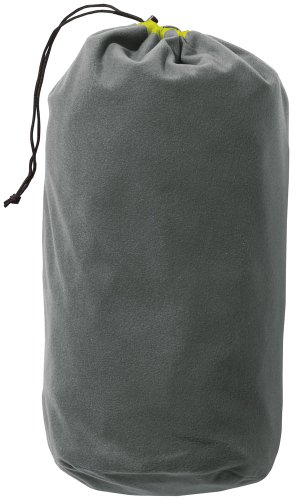 Therm-a-Rest Stuff Sack Pillow, Limon/Grey, ()