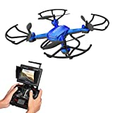 Drone with Camera, Potensic F181DH 5.8GHz Best drone RC HD Camera...