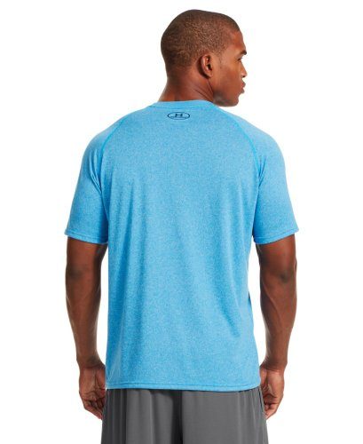 Under Armour Men's UA Tech™ Short Sleeve T-Shirt Extra Extra Large ELECTRIC BLUE