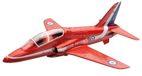 Corgi CC99301 Bae Hawk Flight Diecast Vehicle, Red Arrows, 1:72 Scale (Hawk Arrows Red)