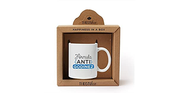 Tikistui Taza Fórmula Anti Godinez Amazon Com Mx Hogar Y