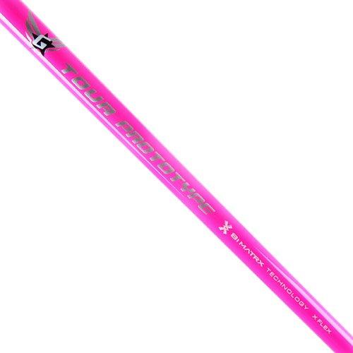 Grafalloy BiMATRX Pink X-Flex Shaft + TaylorMade M1/SLDR/R15 Fairway Tip + Velvet Grip by Grafalloy