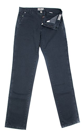 new-luigi-borrelli-navy-blue-solid-pants-extra-slim-33-49
