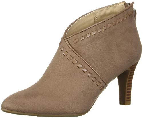 LifeStride Women's Giada Ankle Boot, Mushroom 811