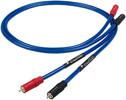 2rca-2rca 1m Chord clearway Analogique RCA Interconnect