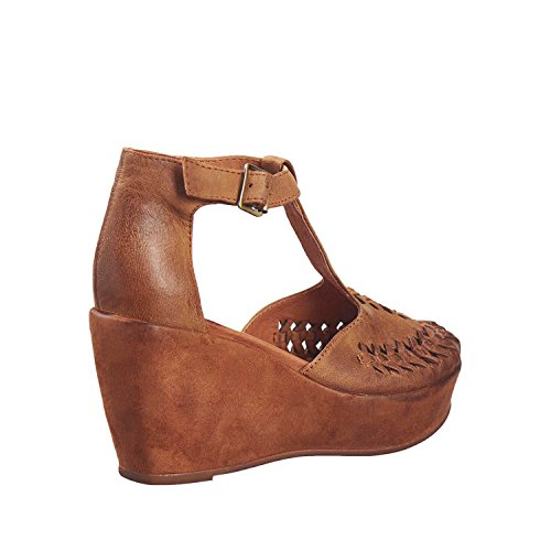 Antelope Womens 813 Leather Mary Janes Tobacco yBU58h5
