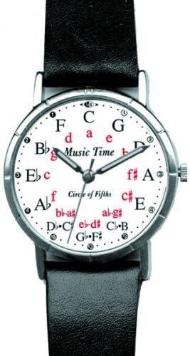 Música Treasures círculo de quintas partes reloj: Amazon.es: Instrumentos musicales