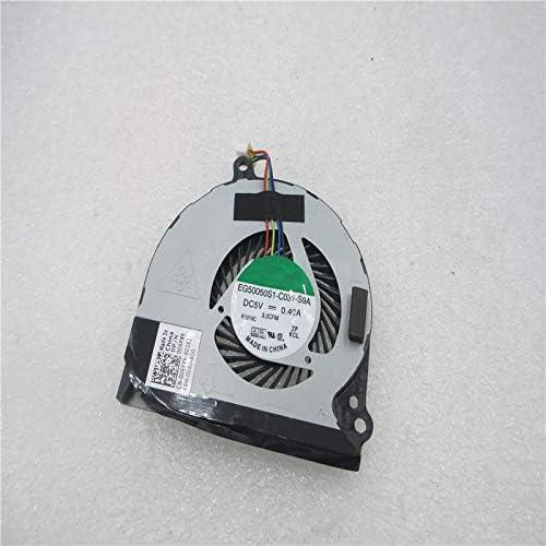 Fan For Dell for Latitude E7440 7440 E7420 DC28000D7SL 06PX9 EG50050S1-C031-S9A KSB05105HC-CL1L 0HMWC7 0423H4 0R65J0