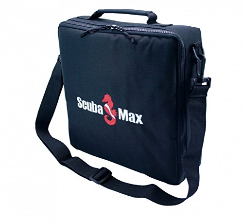ScubaMax Regulator Bag - Heavy Duty Padded Cover - Dive Bag
