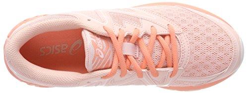 Asics Noosa GS, Zapatillas de Running Para Niños Rosa (Seashell Pink/begonia Pink/white 1706)