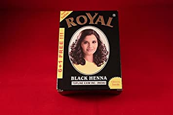 6b7a943a7 Royal Henna Hairdress Black: Amazon.co.uk: Beauty