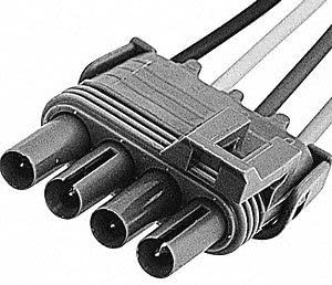 Standard Motor Products S555 Pigtail//Socket