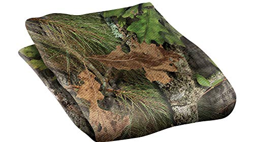 Allen Company Camo Burlap for Hunting Blinds - Mossy Oak Obsession