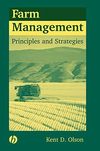 Farm Management: Principles and Strategies