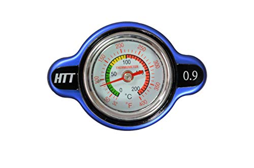 PT Auto Warehouse T124 - Safe Thermo Radiator Cap - 13 PSI