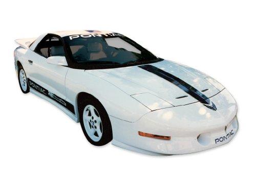 1994 Pontiac Firebird Trans Am 25th Anniversary Decals & Stripes Kit - T-TOP (BLUE) (Anniversary Stripes)