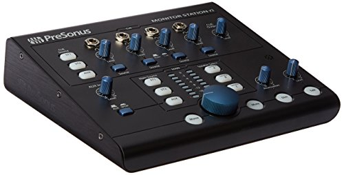 PreSonus Monitor Station V2 Desktop Studio Control Center by PreSonus