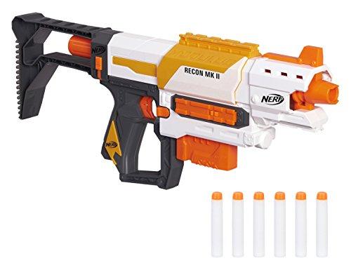 Hasbro Nerf B4616EU4 - N-Strike Elite Modulus Recon MKII Blaster, Spielzeugblaster