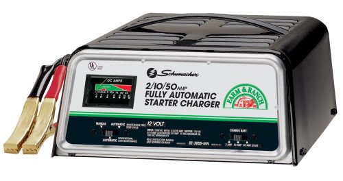 Schumacher SE 3005MA Fully Automatic Charger