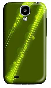 case mate Samsung S4 case Green Swipes 3D cover custom Samsung S4 WANGJING JINDA