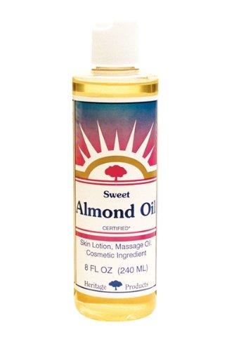 Heritage Oil Sweet Almond