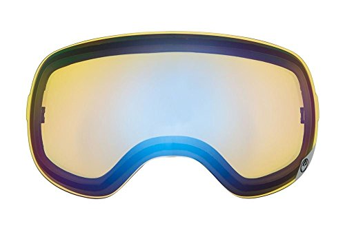 Ionized Goggles - Dragon X2 Snowboard Ski Goggles Replacement Lens Yellow Blue Ionized
