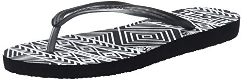 Zoccoli Rip Black Nero Curl 90 Donna Tgtd35 rEx1HqE