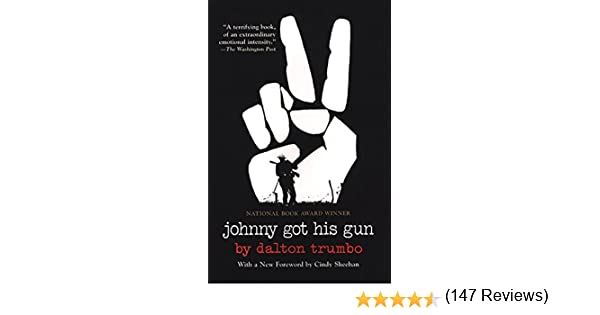 johnny got his gun book review