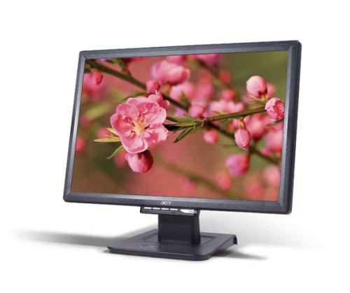 Acer Black Flat Panel Monitor - Acer AL1916WAB 19