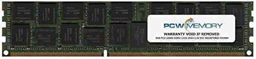 HP Compatible 8GB PC3-10600 DDR3-1333 2Rx4 1.5v ECC Registered RDIMM (HP PN# - Ecc Generic Registered
