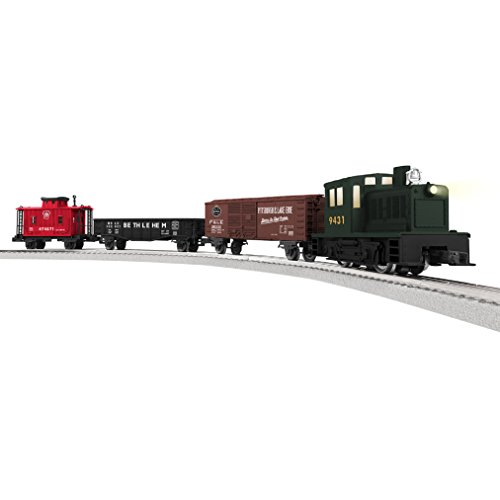Model O Gauge Trains (Lionel Junction Pennsylvania Diesel Train Set - O-Gauge)