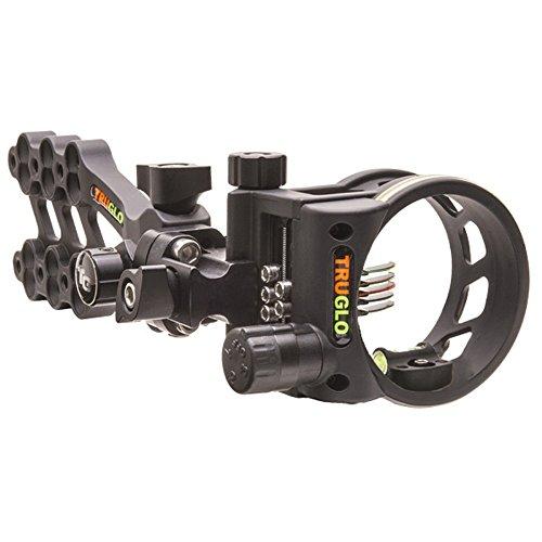 5-Pin Sight DDP Black (Elevation Bow Sight)