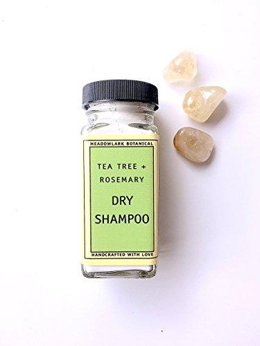 Organic + Vegan Dry Shampoo