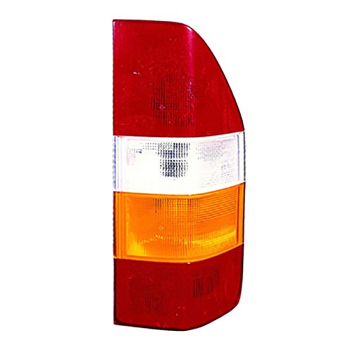 HEADLIGHTSDEPOT Tail Light Compatible with Dodge Sprinter 2500 Right Passenger Side Tail ()