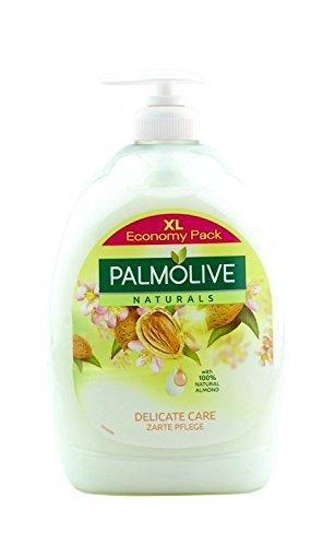 Palm olivo Naturals delicada Cuidado almendra Leche – Jabón líquido XL Economy Pack, ...