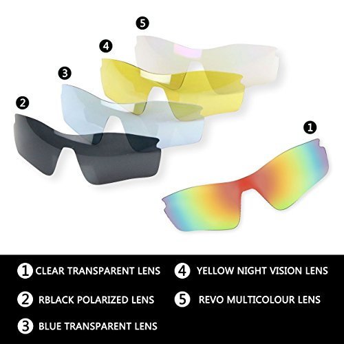 New Women Men UV Protective Goggles Sunglasses Cycling Running Sports Eyewear Sun Glasses