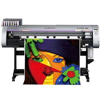 Amazon com: Mimaki CJV30-160 Printing and Cutting Plotter