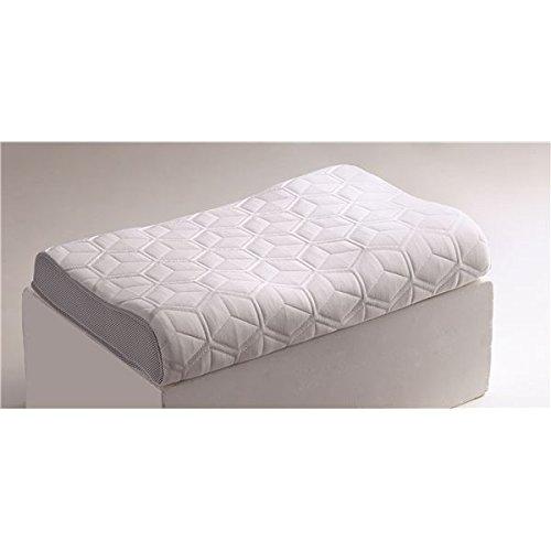 枕 ピロー 【カバー:洗える】 日本製 『エアロフロー ファセット』 生活用品 インテリア 雑貨 寝具 枕 抱き枕 top1-ds-1954565-ah [簡素パッケージ品] B077DTZ8G7