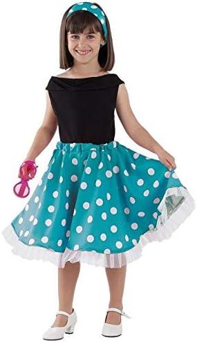DISBACANAL Disfraz años 50 Infantil - -, 12 años: Amazon.es ...