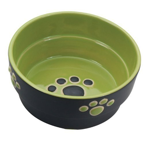 Ethical Pet Products  DSO6900 Fresco Stoneware Dog Dish, 7-I