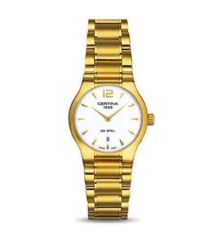 Certina - Wristwatch, Analog Quartz, Stainless Steel, Women